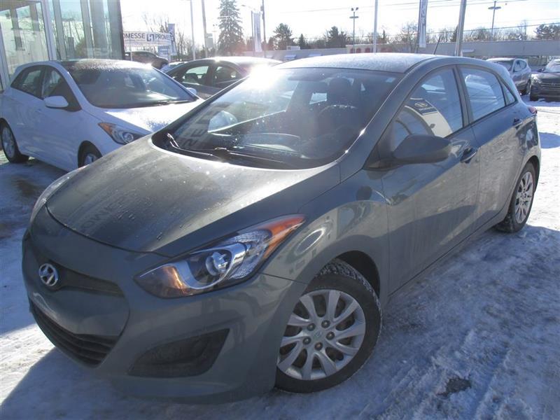 Hyundai Elantra Gt 2013 GL SIÈGES CHAUFFANTS, BLUETOOTH, AIR CLIMATISÉ #17582A