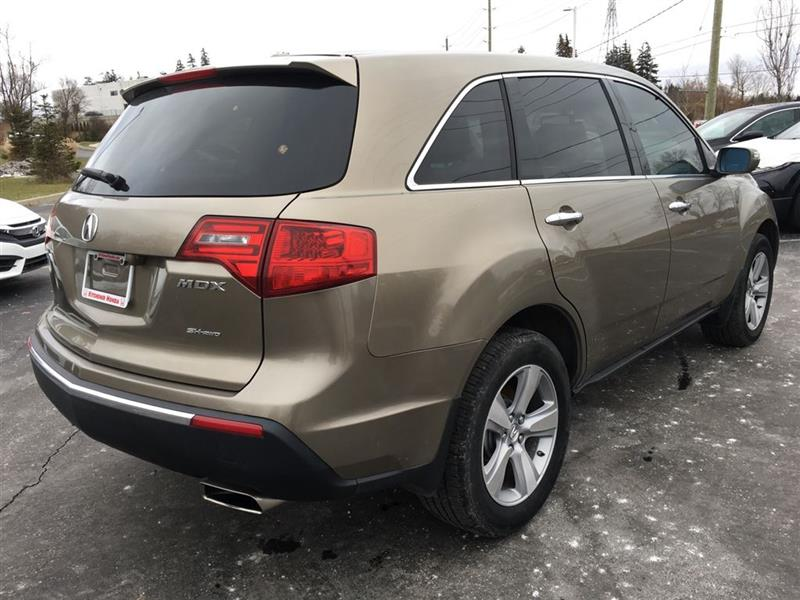 2011 Acura MDX Base Used for sale in Kitchener at Kitchener Honda