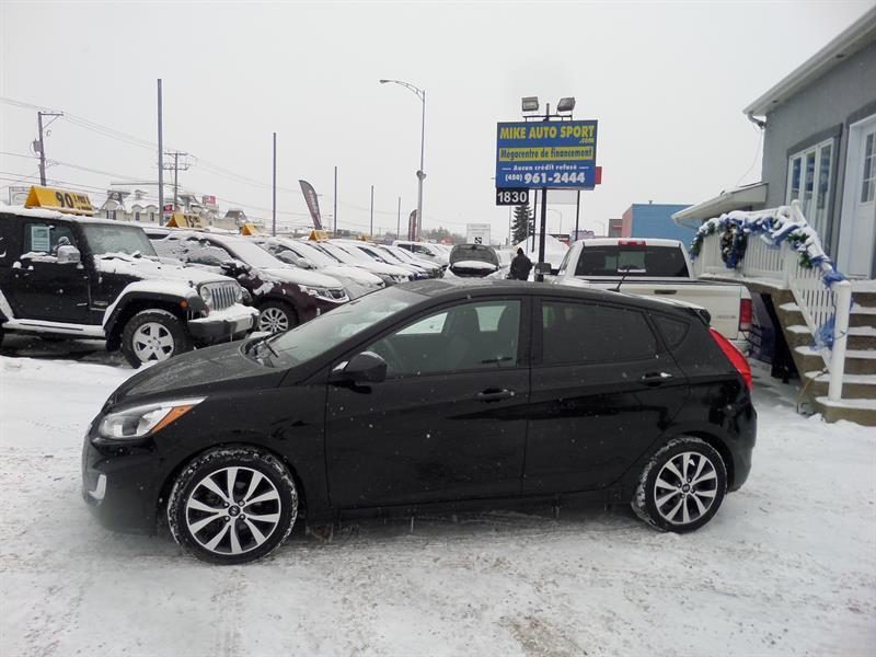 Hyundai Accent 2015 HB ++ COMME NEUVE #17-359