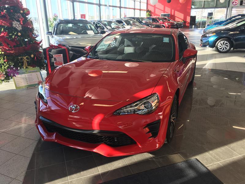Toyota 86 6M 2017 #70014