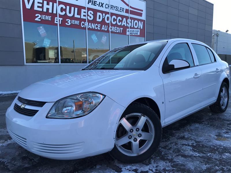 Chevrolet Cobalt 2009 **CONTACTEZ GUYAUME DUBREUIL 514-554-0000 #UD4332A