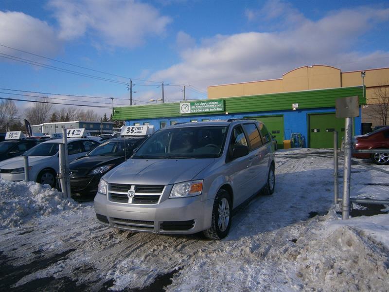 Dodge Grand Caravan 2010 4dr Wgn #F170119-04