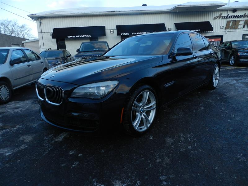 BMW 7 Series 2012 4dr Sdn xDrive AWD