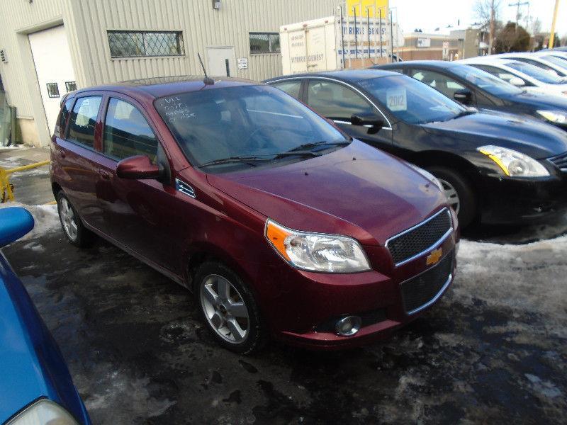 Chevrolet Aveo 2011 LT #vendu311
