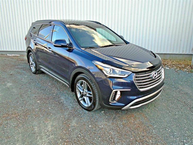2017 Hyundai SANTA FE XL Limited AWD #SF46423