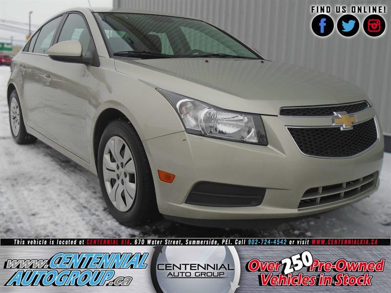 2013 Chevrolet Cruze LT | Turbo | 1.4L | i4-Cyl | Bluetooth #N1603B