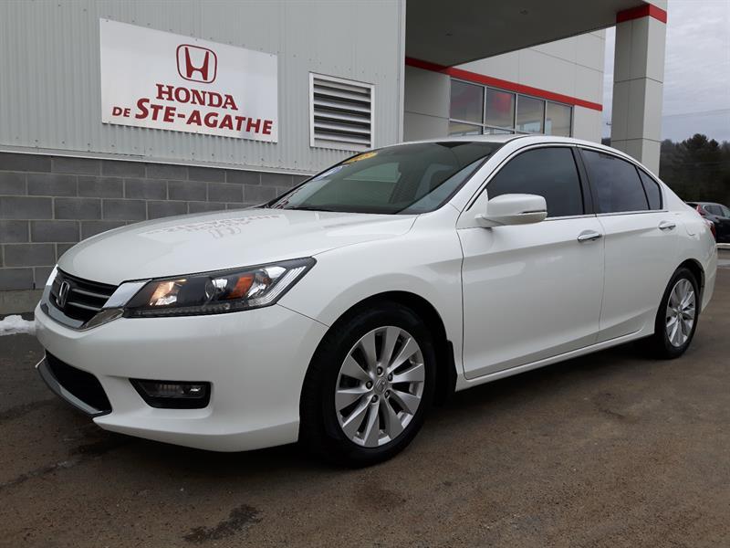 2015 Honda Accord EX-L * PNEUS D'HIVER,Super propre, bas km* #p9321