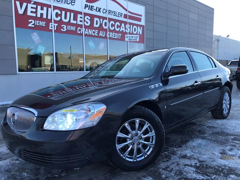Buick Lucerne 2009 4dr Sdn CXL+CUIR+MAGS+A/C+GR.ELEC+WOW! #18159AA