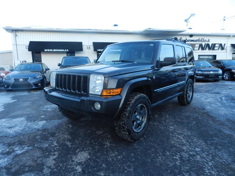 Jeep Commander 2006 4dr limited #72