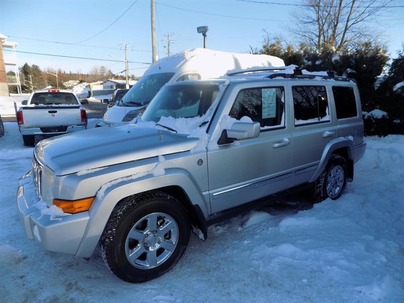 Jeep Commander 2006 #AD5340
