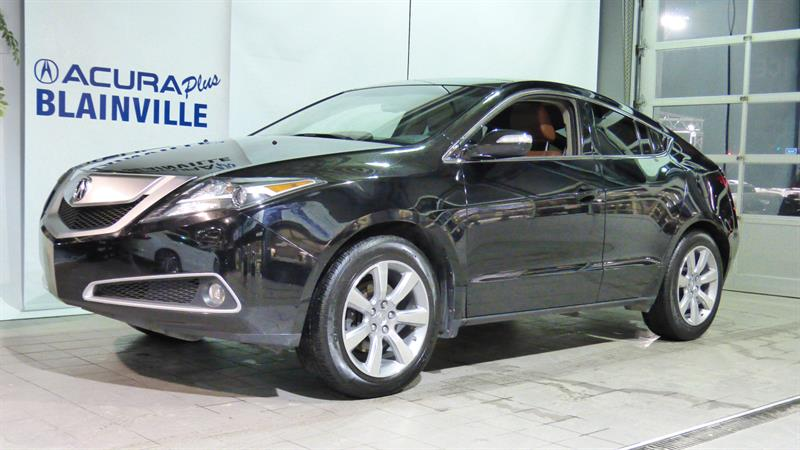 Acura ZDX 2011 AWD 4dr Tech Pkg #B84065