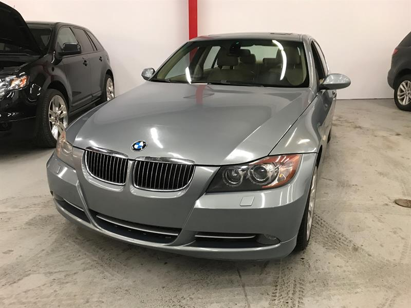 BMW 3 Series 2008 335xi AWD,SUPER PROPRE,CUIR,TOIT #12-0013