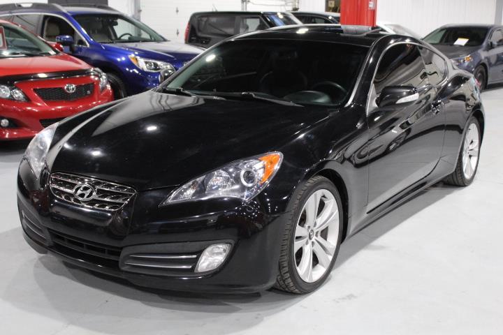 Hyundai Genesis Coupe 2010 3.8L GT 2D Coupe #0000000451