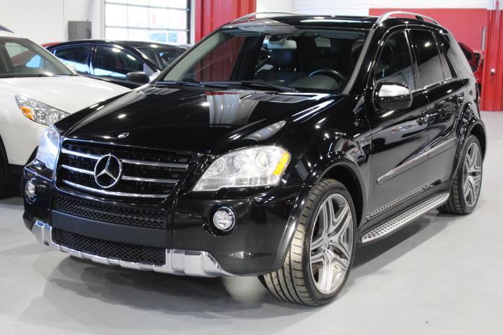 Mercedes-Benz M-Class 2009 ML63AMG 4D Utility #0000000505