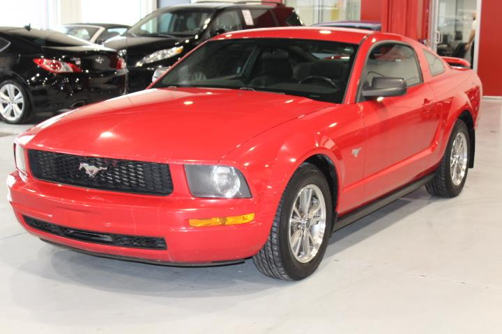 Ford Mustang 2005 2D Coupe #0000000508