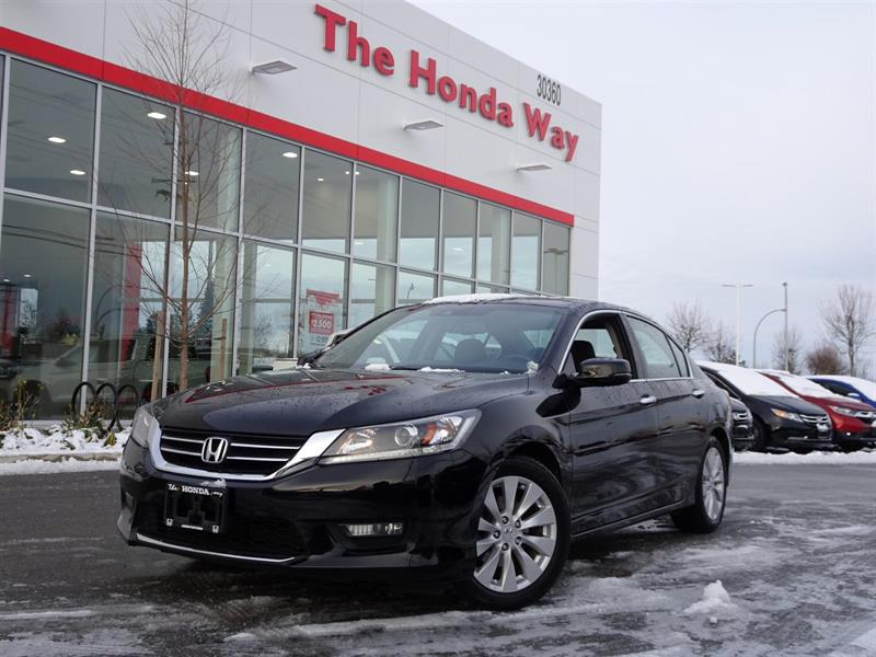 2014 Honda Accord EX-L Sedan CVT #18-77A