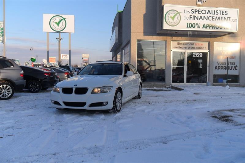 BMW 3 Series 2011 4dr Sdn 323i RWD