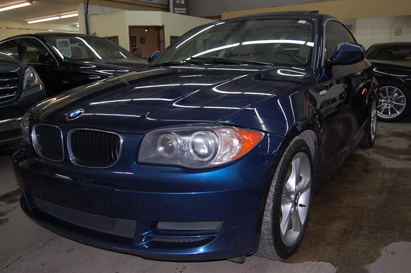 BMW 1 Series 2011 2dr Cpe 128i