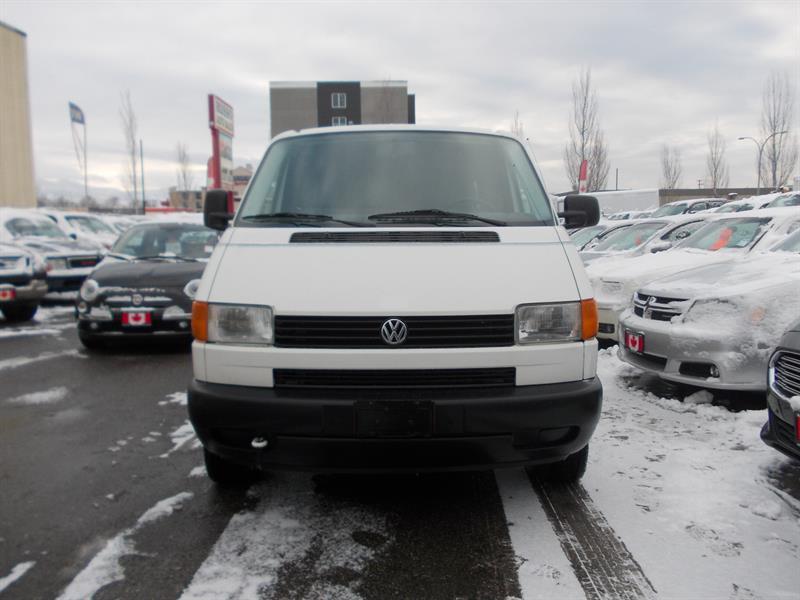 1997 Volkswagen Eurovan Transporter Diesel #3177-1