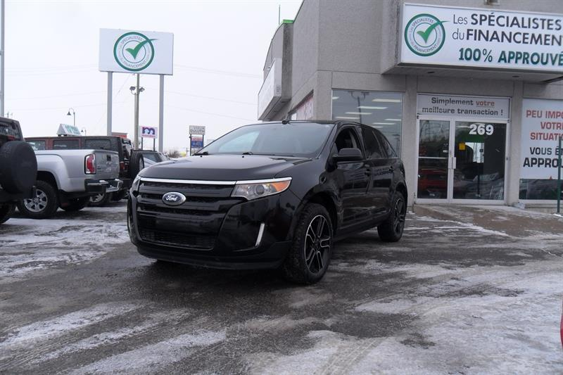 Ford EDGE 2013 4dr SEL AWD #F170112-04