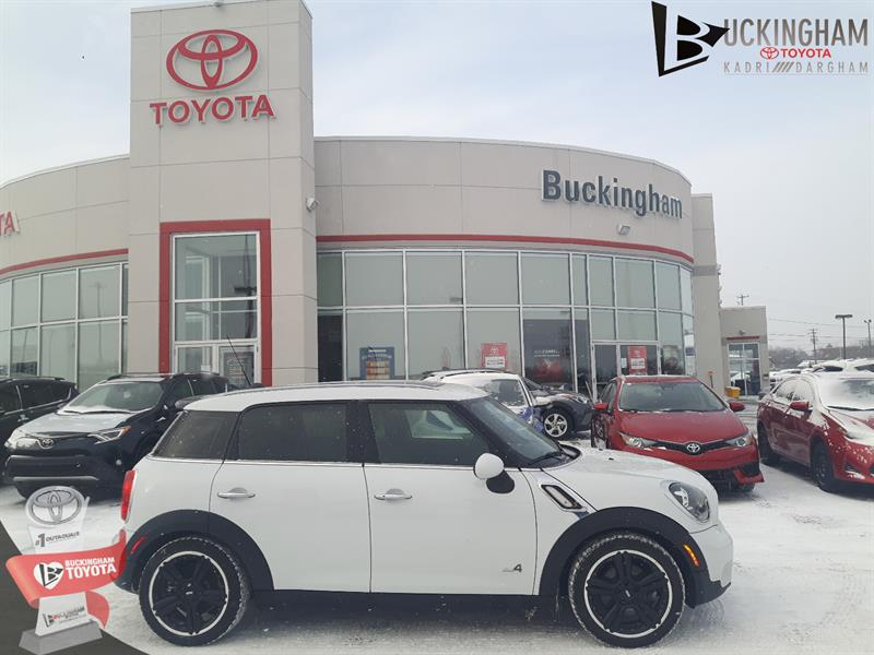 2014 Mini Cooper Countryman all4 #201722