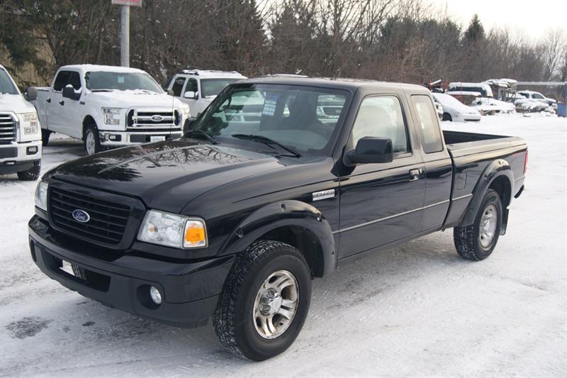 Ford Ranger 2009 Sport #U3544C
