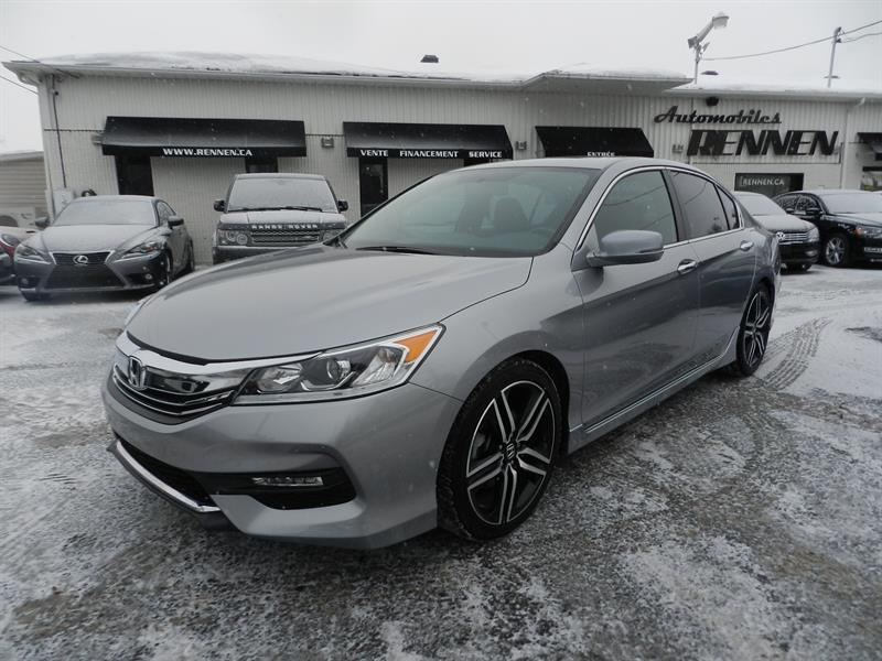 Honda Accord Sedan 2016 4dr I4 CVT Sport #711
