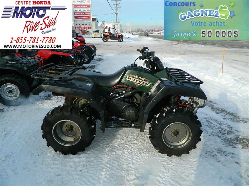 Yamaha Grizzly 660 1999