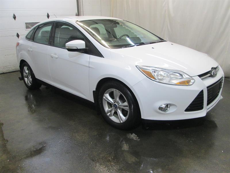 Ford Focus 2013 4dr Sdn SE #7-1214
