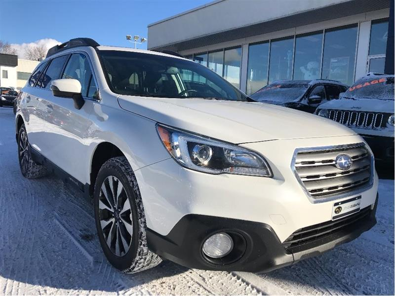 Subaru Outback 2015 3.6R Limited Package #15236A