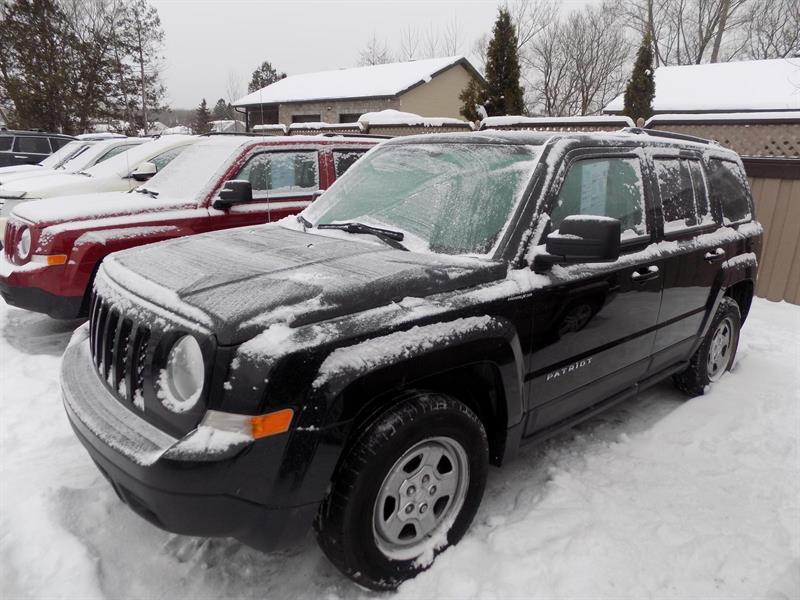 Jeep Patriot 2009 Sport #AD5638