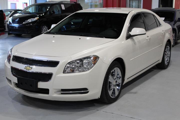 Chevrolet Malibu 2011 LT PLATINUM EDITION 4D Se #0000000483