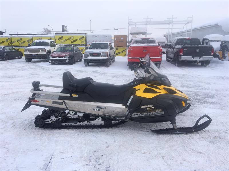 Ski-Doo Skandic WT 600ETEC 2013