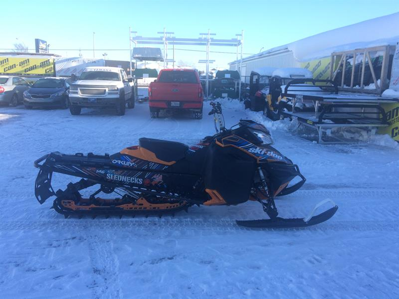Ski-Doo Summit 800Etec 2013