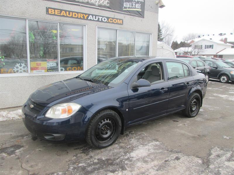 Chevrolet Cobalt 2008 4dr Sdn LT #2697a