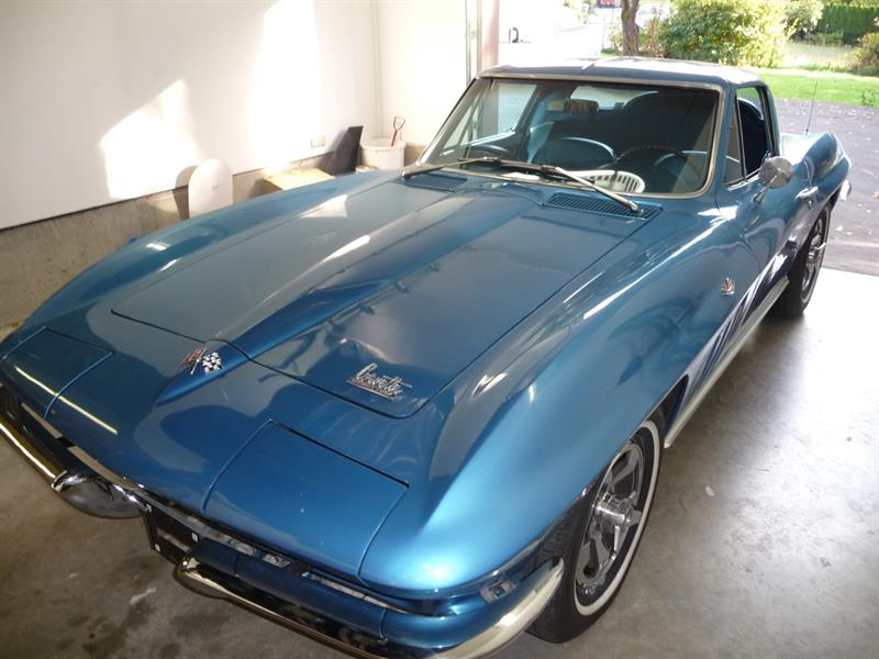 1966 Chevrolet Corvette Coupe #GP6964