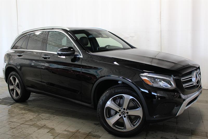 Mercedes-Benz GLC300 2018 4MATIC SUV #18-0344