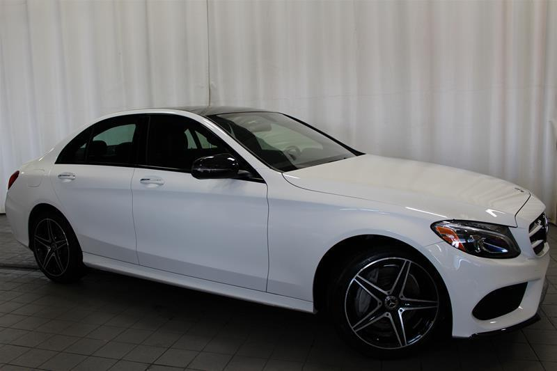 Mercedes-Benz C300 2018 4MATIC Sedan #18-0209