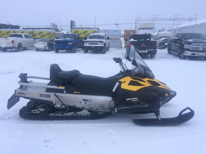 Ski-Doo Skandic SWT 600Etec 2012