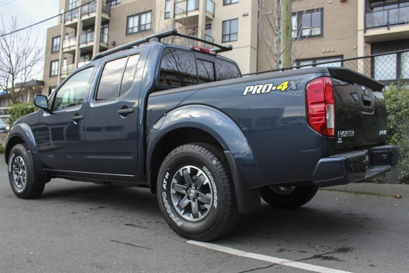 2018 nissan frontier pro 4x demonstrator for sale in victoria at campus acura. Black Bedroom Furniture Sets. Home Design Ideas