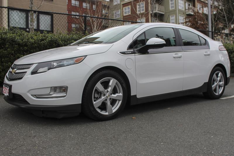 2014 chevrolet volt w onstar used for sale in victoria at campus acura. Black Bedroom Furniture Sets. Home Design Ideas