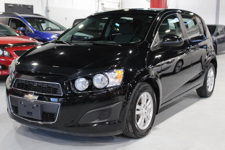 Chevrolet Sonic 2012 LS 4D Hatchback #0000000437