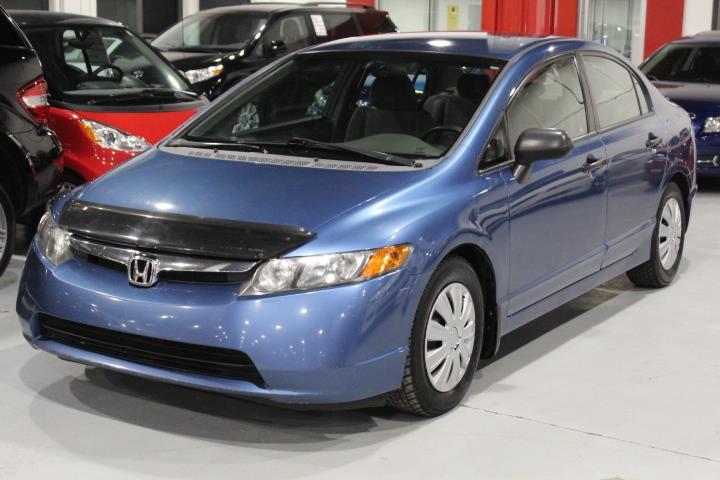 Honda Civic 2008 DX 4D Sedan #0000000484