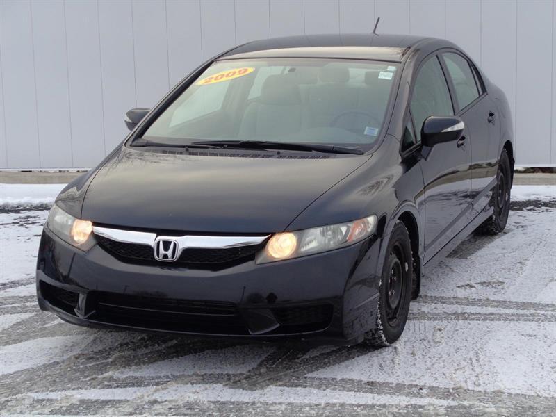 2009 Honda Civic Hybrid #V9895A