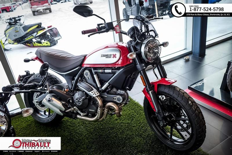 Ducati Scrambler 800 2016