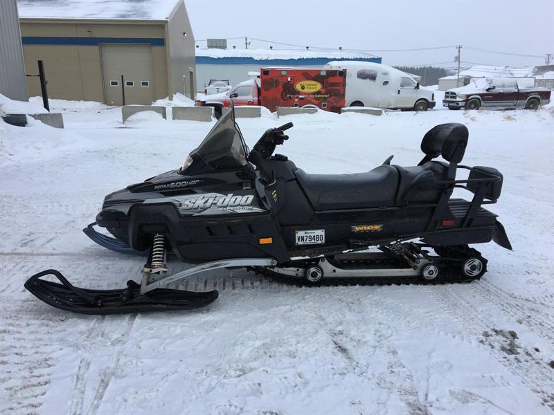 Ski-Doo EXPEDITION TUV 600 SDI 2006 #30985RDL