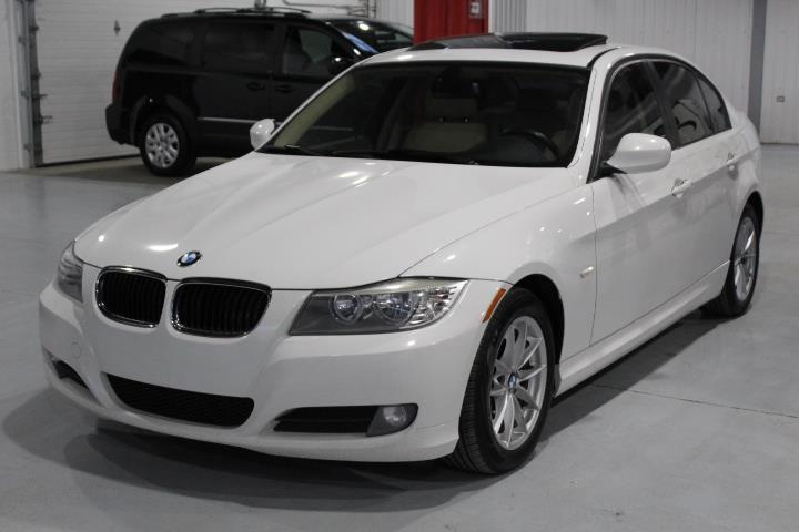 BMW 3-Series 2010 323I 4D Sedan #0000000452