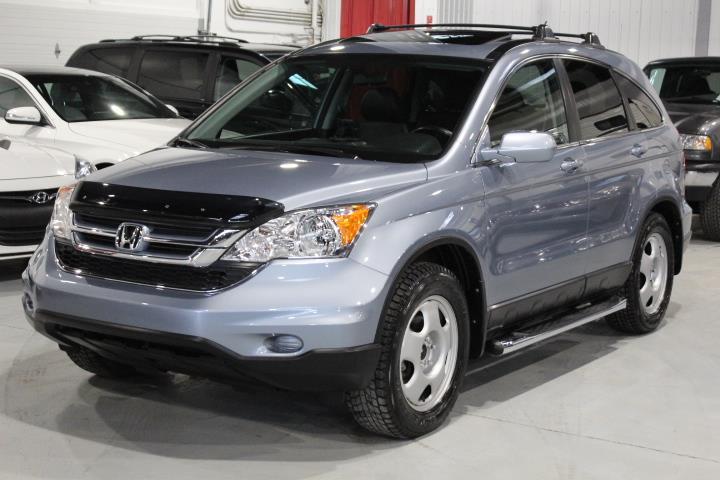 Honda CR-V 2011 EX-L 4D Utility 4WD #0000000476