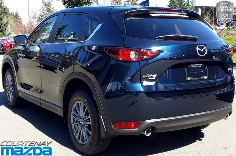 2018 Mazda Cx 5 Gs Awd At New For Sale In Courtenay At Courtenay Mazda