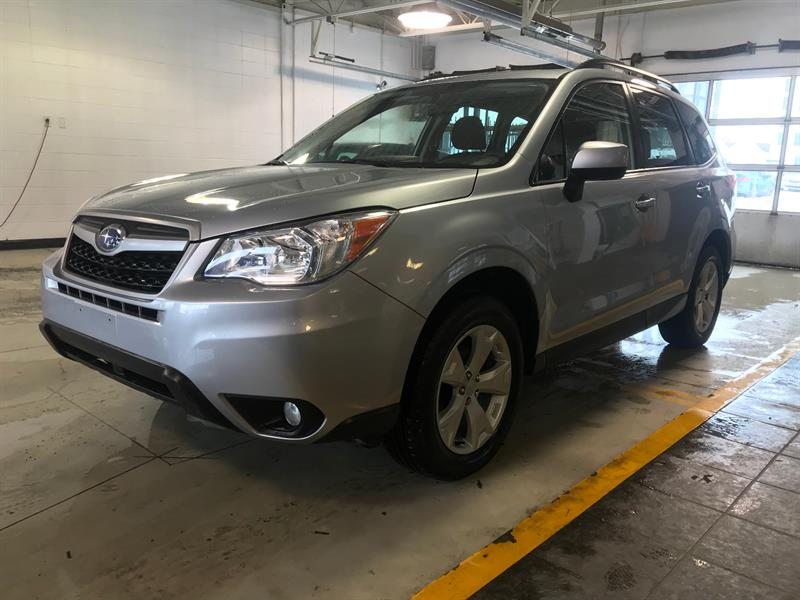 Subaru Forester 2016 TOURING #8F0023A